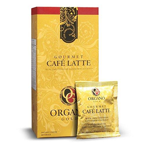 4 Box 100 Certified Organic Organic Ganoderma Gourmet Organo Gold Cafe Latte Offer Free Express