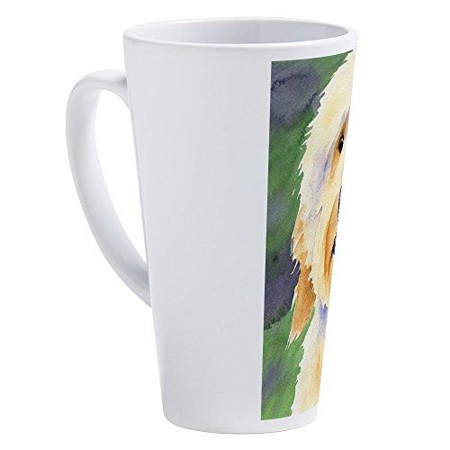 CafePress Goldendoodle 17 oz Latte Mug
