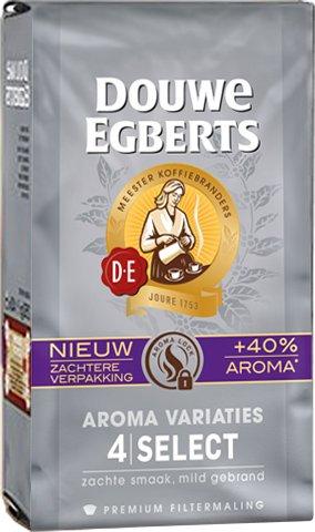 3 Packs Douwe Egberts Select Aroma Ground Coffee 88oz250g