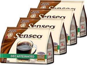 Senseo Douwe Egberts Decaf Medium Roast Coffee Pods 72-pods