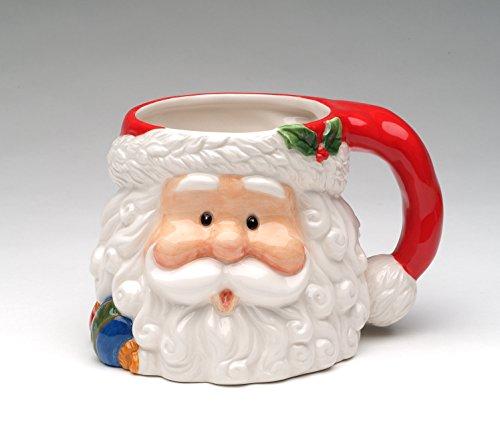 Cosmos Gifts CS48439 Santa Mug 16 oz