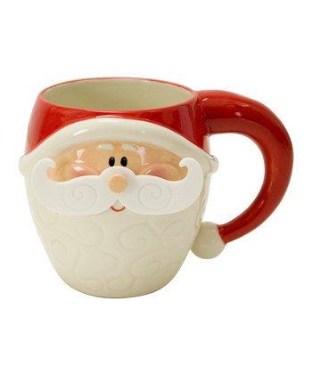 Santa 18-oz Mug - 1 Pc
