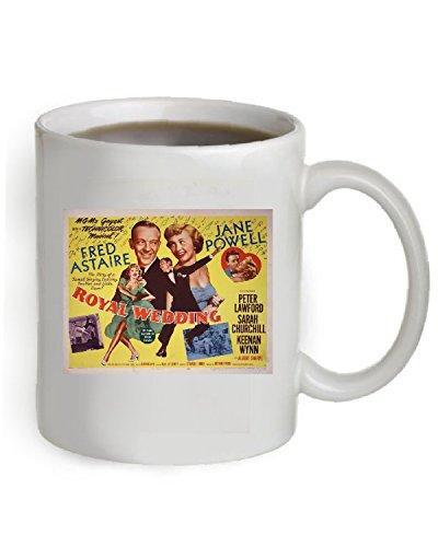 Royal Wedding Coffee Mug OZ The Poster is printed on both sides of the Mug