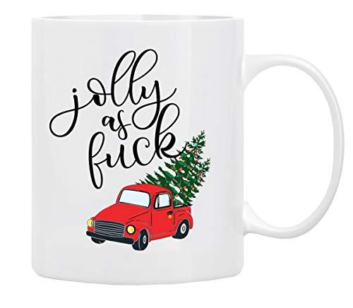 Christmas Coffee Mug Holiday Coffee Mug Funny Christmas Movie Mugs Gift from Family Friends - Mug in Decorative Christmas Gift Box11 Oz