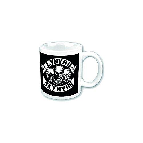 Lynyrd Skynyrd Skull Logo Mug In Gift Box