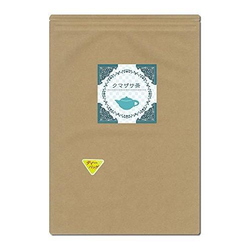 Domestic Kumazasa tea 3g X 60 tea bag set of 2 pesticide-free Nagano Prefecture Kumazasa brown striped bamboo tea  Vee nurse