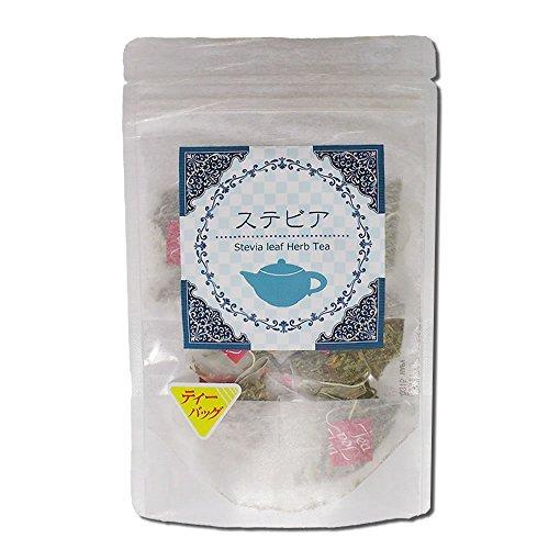 Stevia 1gX15 tea bag set of 2 natural pesticide-free stevia leaf use  Vee Nurse