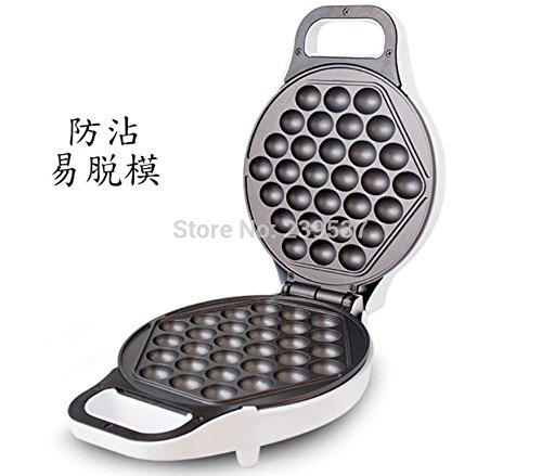 2015 hot sell CE 220V electric multifunctional household egg cake makerwaffle moldsdonut maker and egg dough pan roaster