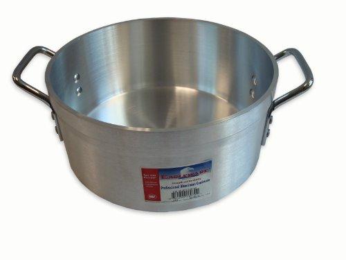Alegacy Eagleware EW2514 The Point-Two-Five-Line Professional Heavy-Duty Aluminum Sauce Pot 14-Quart