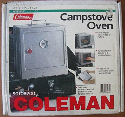 Coleman 5010B700 Campstove Oven