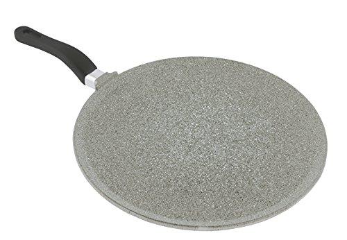 Mopita 28cm11 Non-Stick Cast Aluminum Crepe Pan Medium Grey