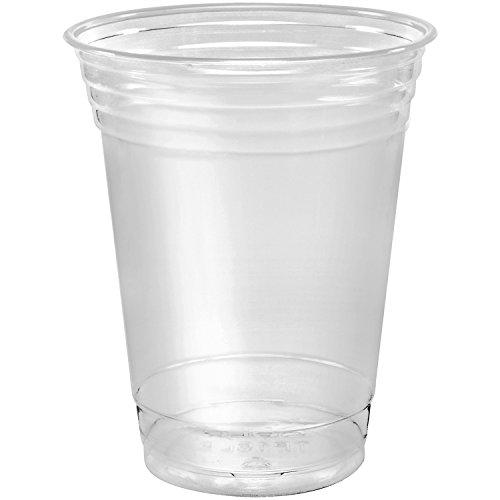 SOLO Cup Company Ultra Clear Cups PET 50Bag 1000Carton TP16D 16 oz