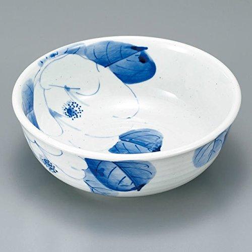Japanese Ceramic Porcelain kutani ware Serving dish Salada plate  Japanese ceramic Hagiyakiya 222