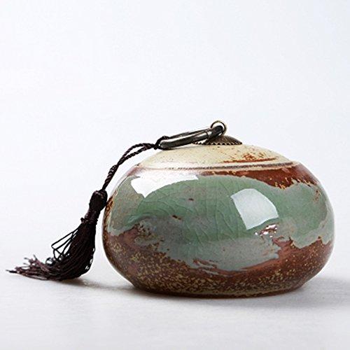 Chinese Ceramic tea caddy tins Tea set Tea service Canister Teapot box Sealed jar Gifts bule
