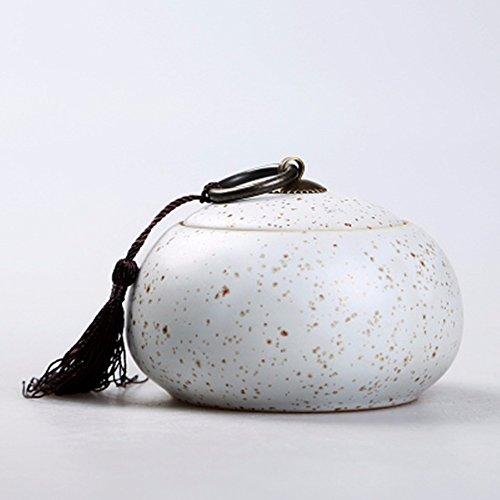 Chinese Ceramic tea caddy tins Tea set Tea service Canister Teapot box Sealed jar tea caddy tins