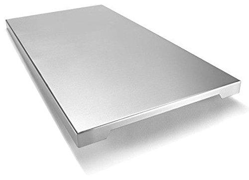 NEW KitchenAid Jenn-Air Range Stainless Steel Griddle or Grill Cover W10160195 -WHG4832 TYG43498TY4-U85291
