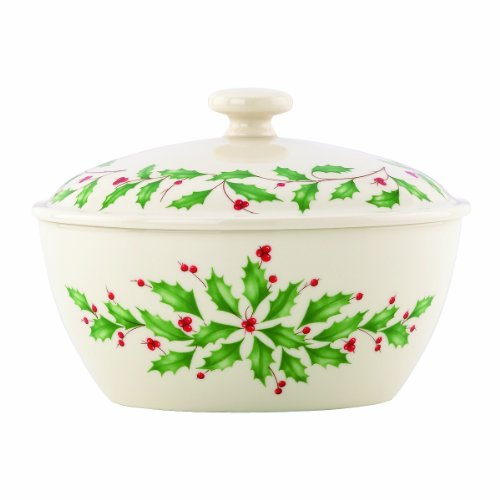 Lenox Holiday Small Casserole