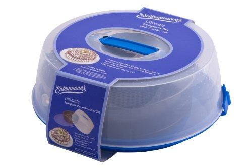 ENTENMANNS BAKEWARE Springform Pan with Cake Carrier