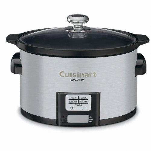 Cuisinart PSC-350 3-12-Quart Programmable Slow Cooker
