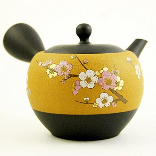 Japanese Teapot Tokoname Kyusu By Shomoe 108 Fl Oz