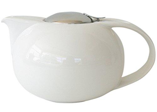 ZEROJAPAN Saturn L 1350cc white teapot BBN-17L WH japan import