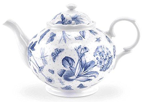 Botanic Blue Teapot 15 Pint