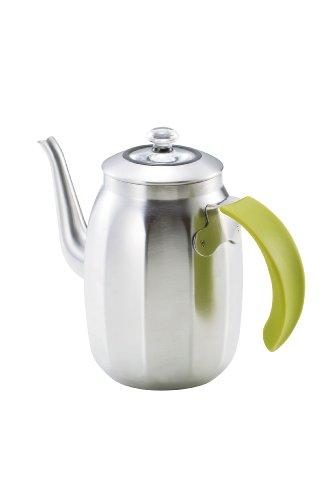 Green teapot oriori ORI-002 japan import