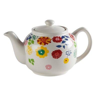 TAG Floral Teapot Multi-color 206122
