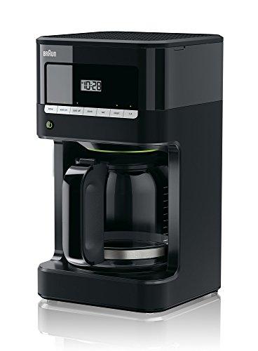 Braun KF7000BK Brew Sense Drip Coffee Maker Black