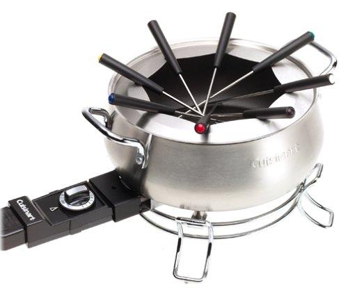 Cuisinart Cfo-3ssfr Electric Fondue Maker (certified Refurbished)