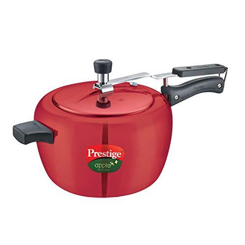Prestige Apple Plus Aluminium Pressure Cooker 5 Litres