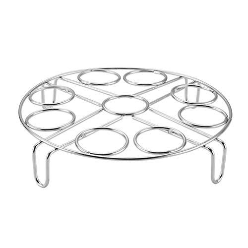 Boliaman Egg Steamer Rack Trivet Basket Stand for Pressure Cooker Stainless Steel Egg Steamer Rack for Instant Pot 1 Pack 728×149