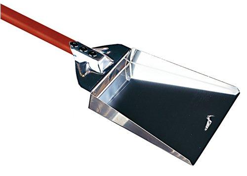 Paderno World Cuisine Ash Shovel Stainless Steel Aluminum Handle