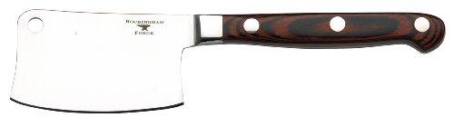 Grunwerg Rockingham Forge Cheese Cleaver Slicer Knife CHK-8036