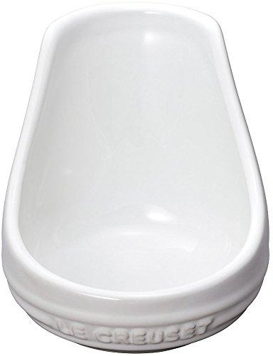 Le Creuset ladle stand White 910379-00-01 Japan Import