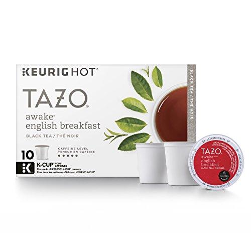 Tazo Awake English Breakfast Black Tea K-Cup 60 single-serve K-Cup Pods