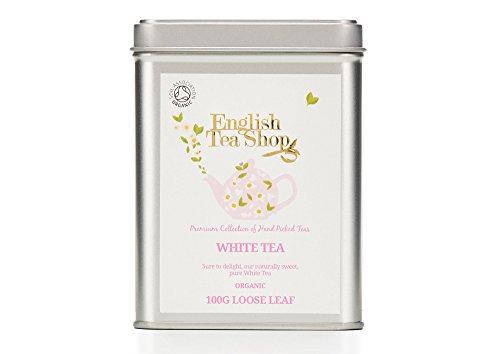 English Tea Shop White Tea Organic Loose Tea 100 g