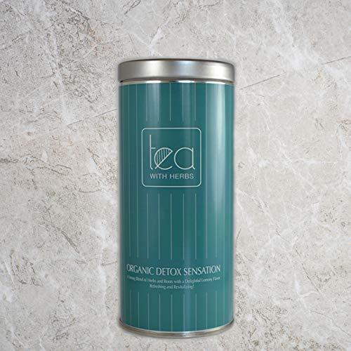 Organic Detox Sensation - Premium Organic Loose Tea Leaves