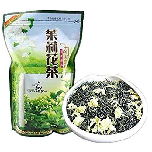 Hot Sale New Organic Jasmine Flower Tea Jasmine Scented Green Tea 250g 055LB Tea mo li Hua cha High Cost-Effective Kung Fu Tea Chinese Tea
