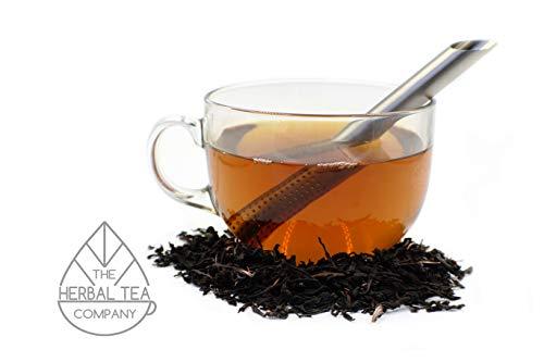 Jasmine Flower Tea Loose Herb Orange Pekoe Tea Blend 100g With Cinnamon Flavour