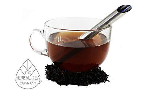 Jasmine Flower Tea Loose Herb Pu Erh Red Tea Blend 100g With Natural Flavour