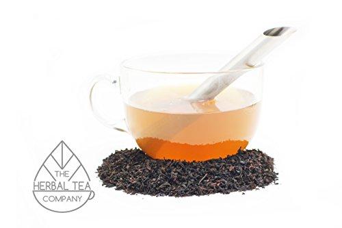 Jasmine Flower Tea Loose Herb Vanilla Tea Blend 100g With Cinnamon Flavour