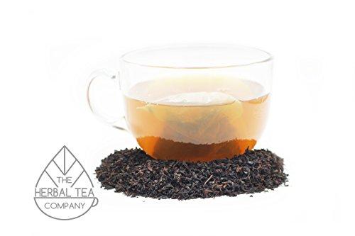 Jasmine Flower Tea Vanilla Tea Blend Tea Bags With Natural Flavour 100 Pack
