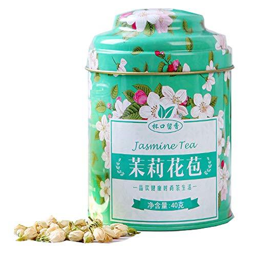 Jasmine tea 40g green tea dry flower tea
