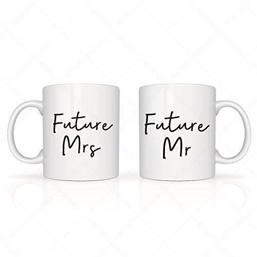 Future Mr Mrs Mug Set-Engaged MugMug Gift SetEngagement Gifts For CouplesCoffee Mugs SetTea Mug SetEngaged Coffee MugGifts EngagementNewly Engaged GiftsFuture Mrs MugMr And Mrs Mugs