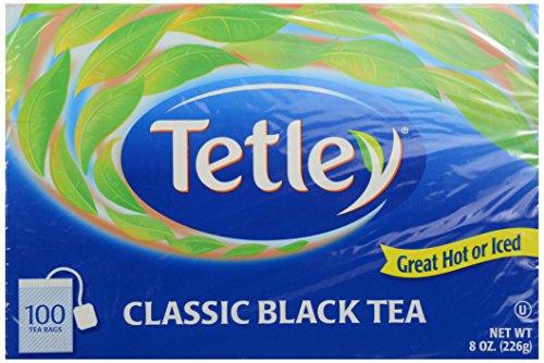 Tetley Inc Tea Bags 100 Ct