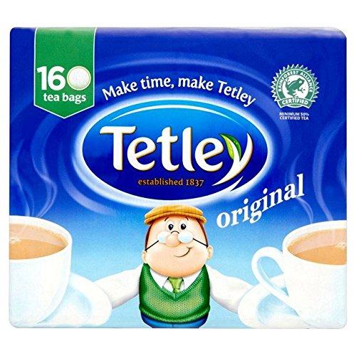 Tetley Original Tea Bags - 160s