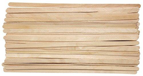 Disposable Birch Wood Coffee Stir Sticks Stirrers Wooden Tea Stir Stick Stirrer75 Inch 100 Pcs