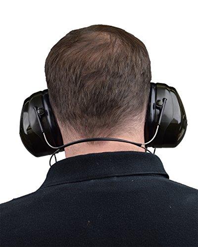 UltraSource 445118 Behind the Head Hearing Protector Green