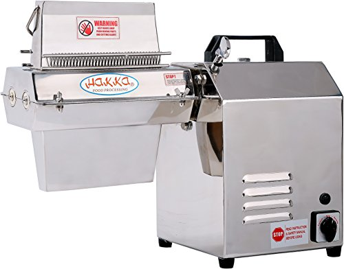 Hakka Electric Stainless Steel Meat Tenderizers (7 Inch)